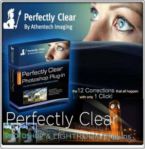 Perfectly Clear 1.7.3 for Photoshop & 1.3.7 for Lightroom