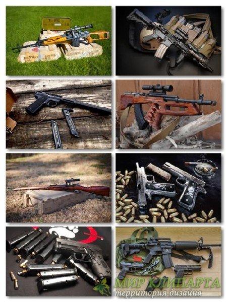 Сборник обоев оружия в фото для рабочего стола выпуск 2