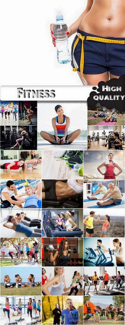 Fitness and Bodybuilding stock images - 25 HQ Jpg