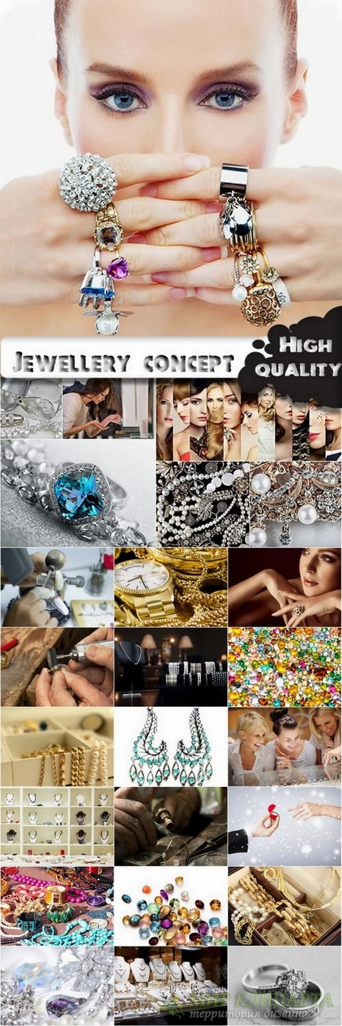 Jewellery concept stock images - 25 HQ Jpg