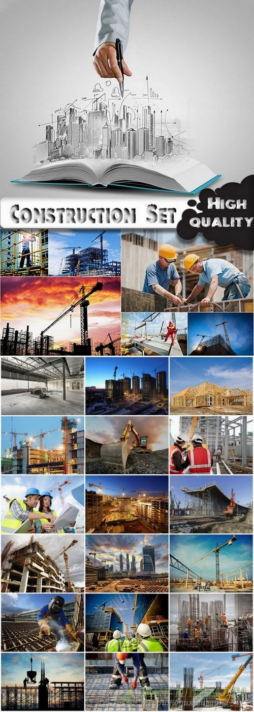 Construction Stock Images - 25 HQ Jpg