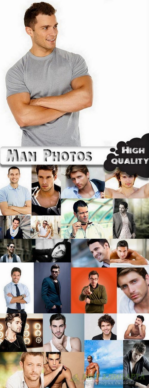 Man foto set Stock Images #12 - 25 HQ Jpg