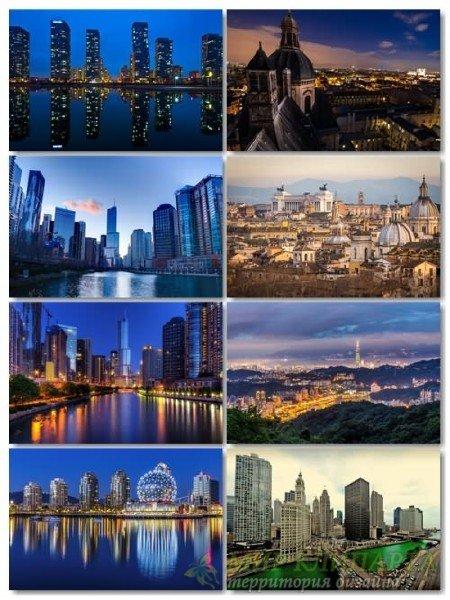 Сборник разных городов архитектуры в фото выпуск 5