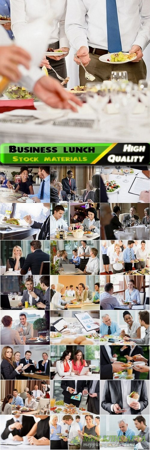 Business lunch Stock Images - 25 HQ Jpg