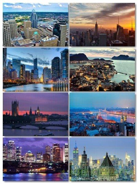 Сборник разных городов архитектуры в фото выпуск 6