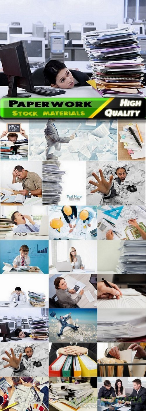 Business Concept paperwork #2 - 25 HQ Jpg