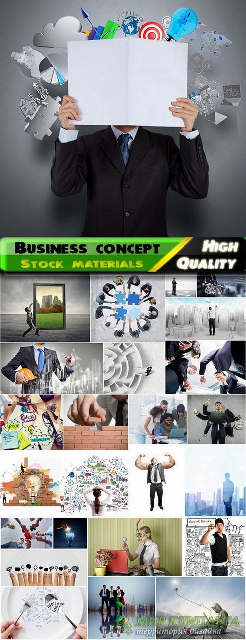 Business concept stock Images #6 - 25 HQ Jpg