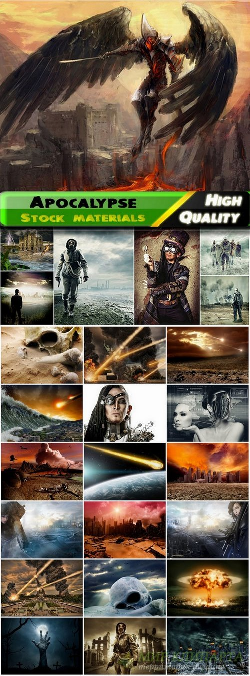 Apocalypse Stock Images - 25 HQ Jpg