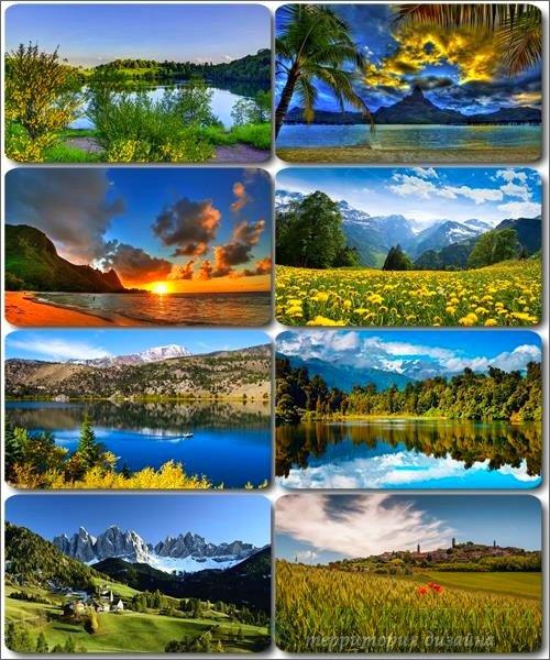Красивая природа - Сборник обоев с фото (альбом 27)