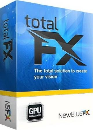 NewBlue TotalFX 3.0 build 140730 3.0