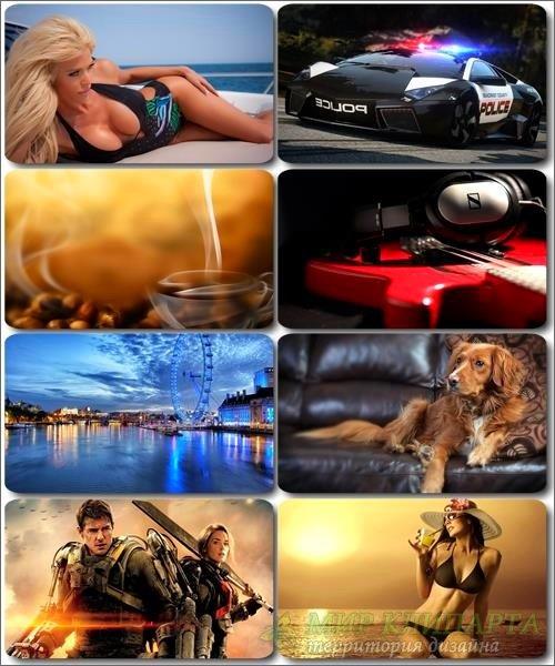 Коллекция HQ обоев с красивыми картинками часть 28
