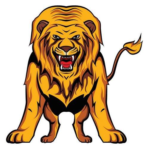 Львы / Lions (EPS)