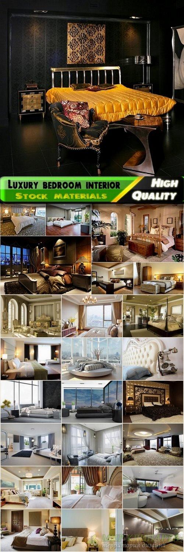 Luxury bedroom interior stock images - 25 HQ Jpg