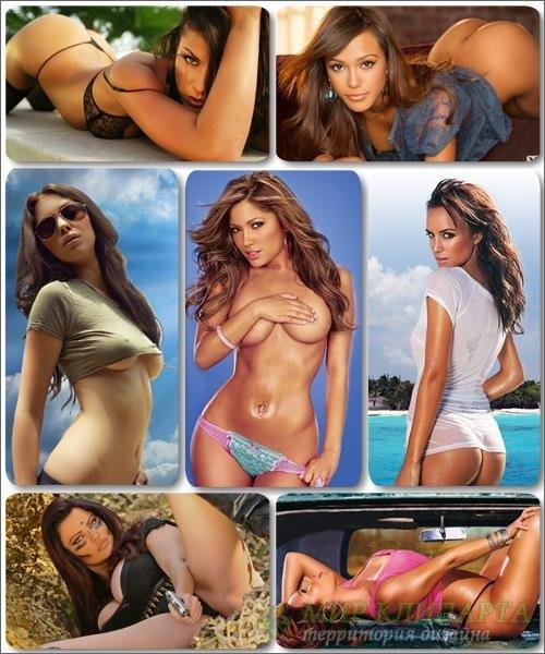 Альбом фото обоев - Красивые девушки для вас (часть 46)