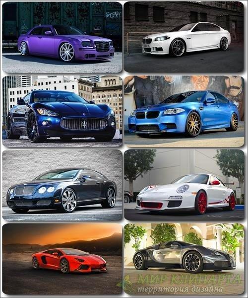 Авто Обои - Картинки и фото автомобилей (часть 20)