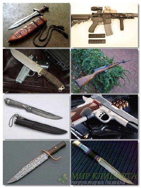 Сборник обоев оружия в фото для рабочего стола выпуск 5