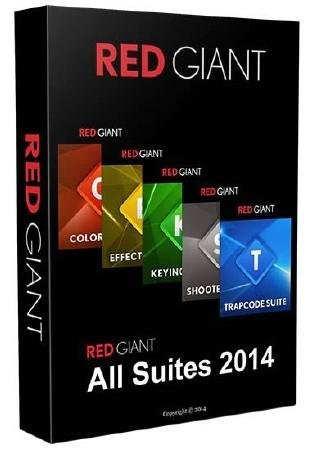 Red Giant Complete Suite 2014 (Update 08.2014)