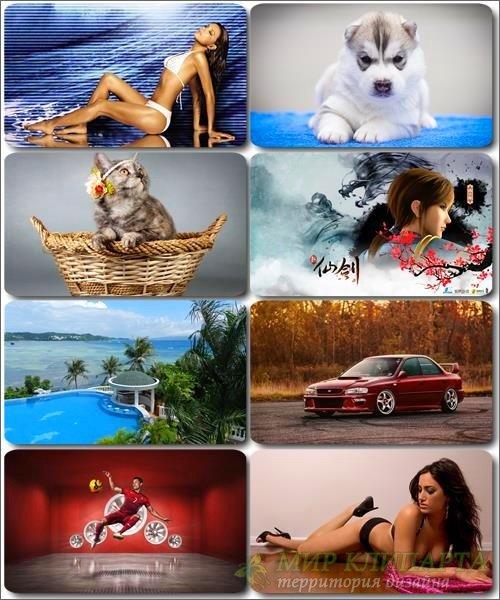 Коллекция HQ обоев с красивыми картинками часть 29