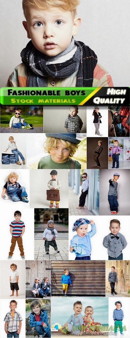 Fashionable boys Stock Images - 25 HQ jpg