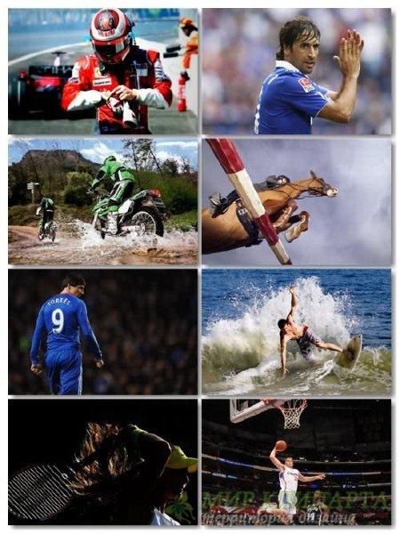 Фотоподборка отличного качества на спортивную тему выпуск 19