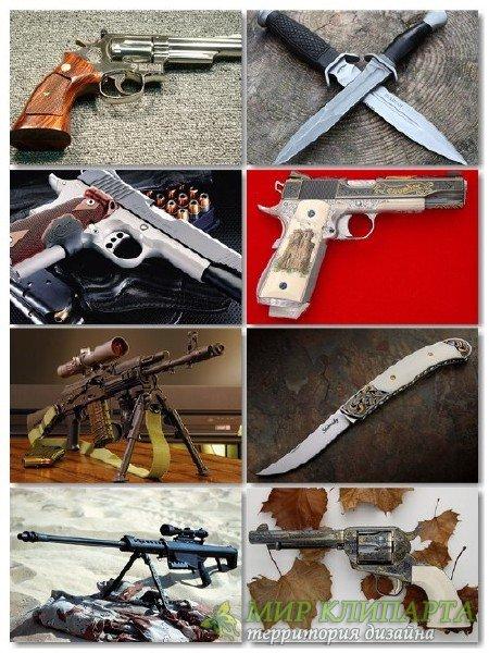 Сборник обоев оружия в фото для рабочего стола выпуск 6
