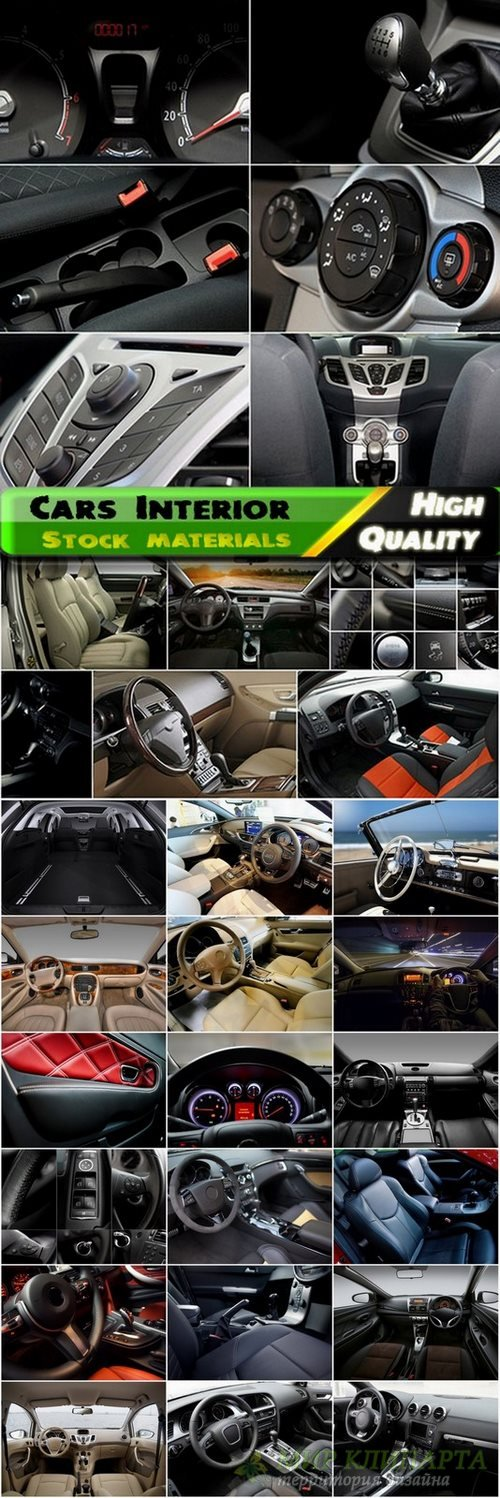 Passenger cars Interior Stock images - 25 HQ Jpg