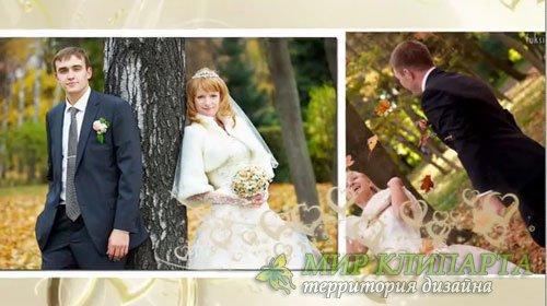 Свадебный проект для ProShow Producer - Нежная свадьба