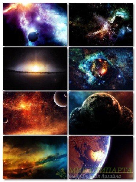 Картинки, фото космоса сборник для рабочего стола обои выпуск 67