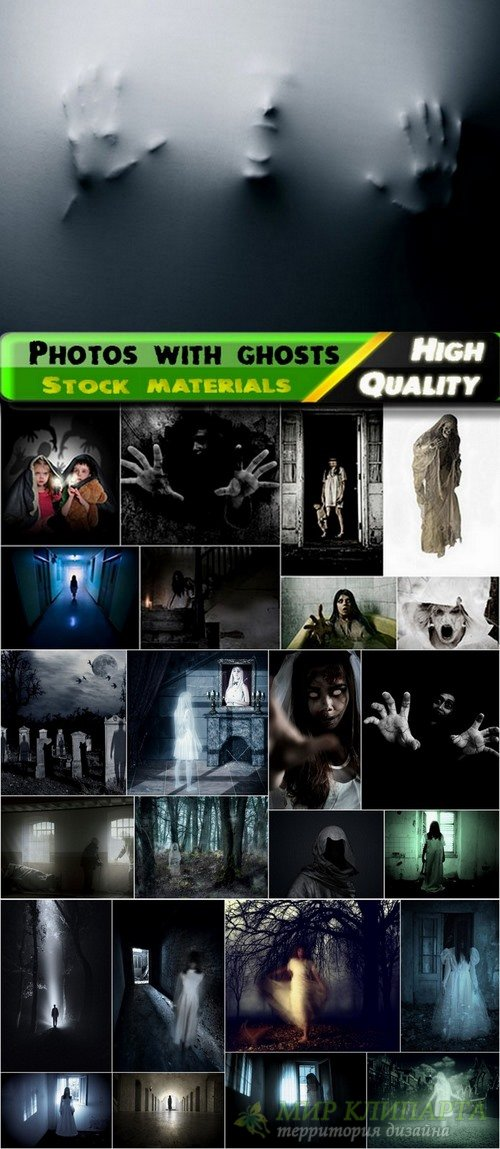 Photos with ghosts and scary photos Stock Images - 25 HQ Jpg