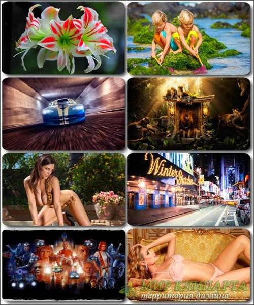 Mix Красочных картинок - Обои для рабочего стола (часть 35)