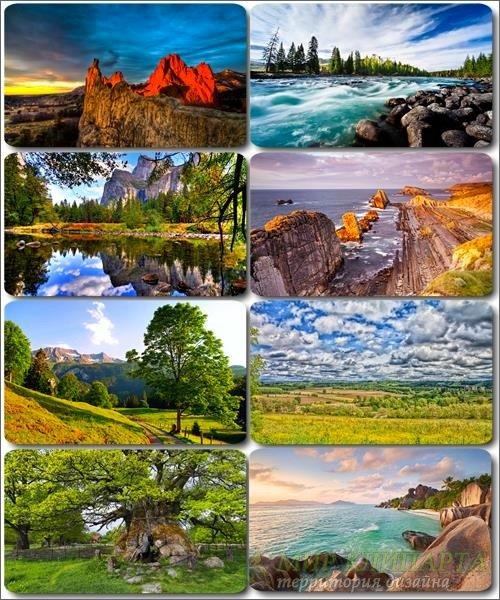 Красивая природа - Сборник обоев с фото (альбом 28)