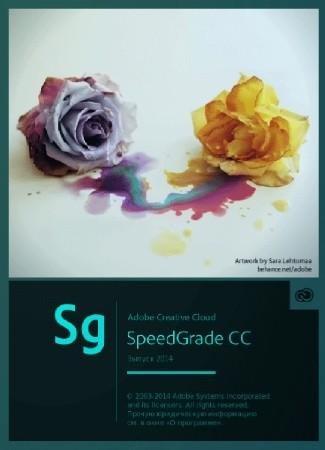 Adobe SpeedGrade CC 2014.0.1 RePack by D!akov (RUS/ENG)