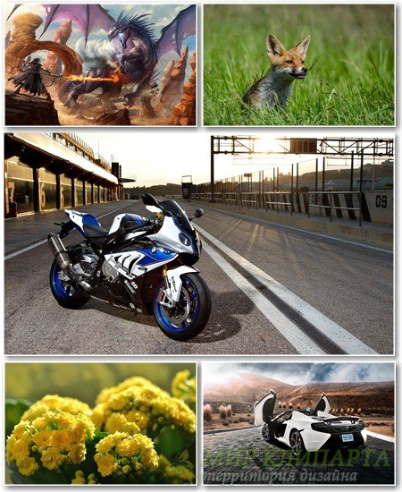 Best HD Wallpapers Pack №1351