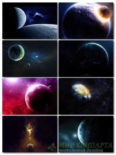 Картинки, фото космоса сборник для рабочего стола обои выпуск 68