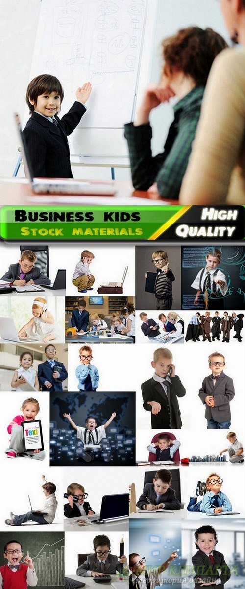 Business kids Stock images - 25 HQ Jpg