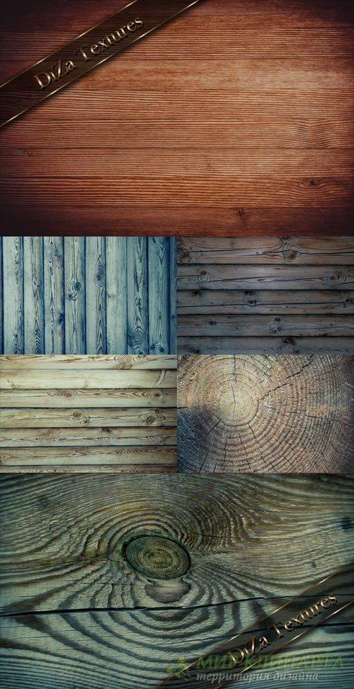 Текстуры деревянных досок