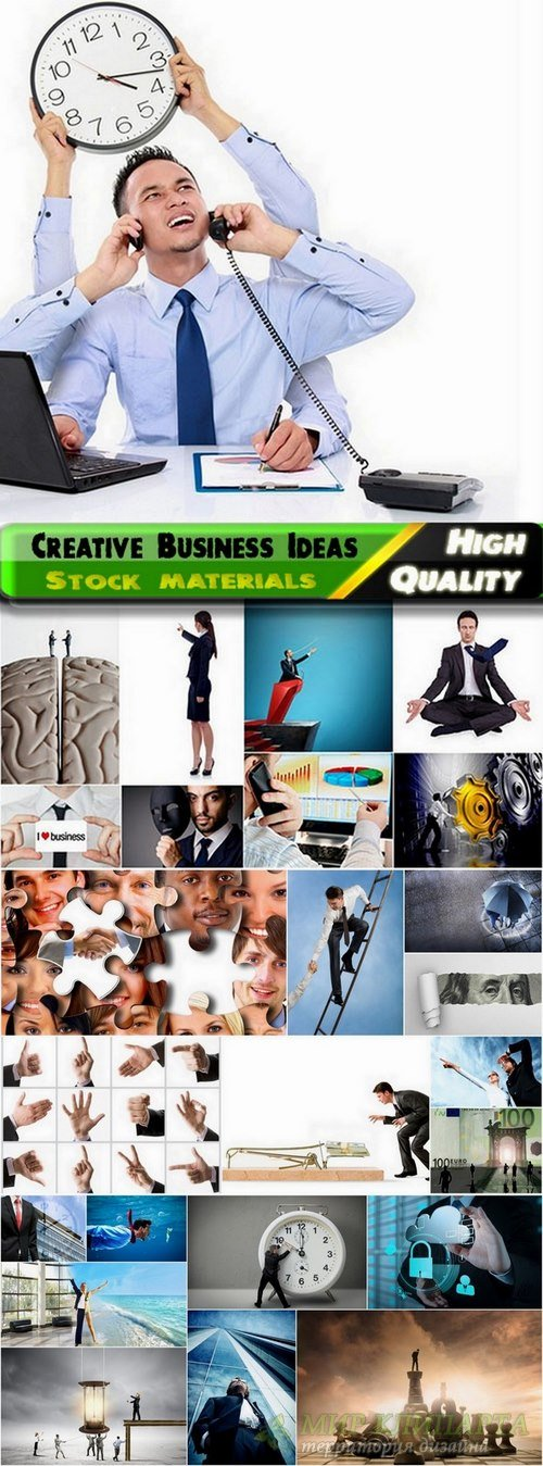 Creative Business Ideas Stock Images - 25 HQ Jpg