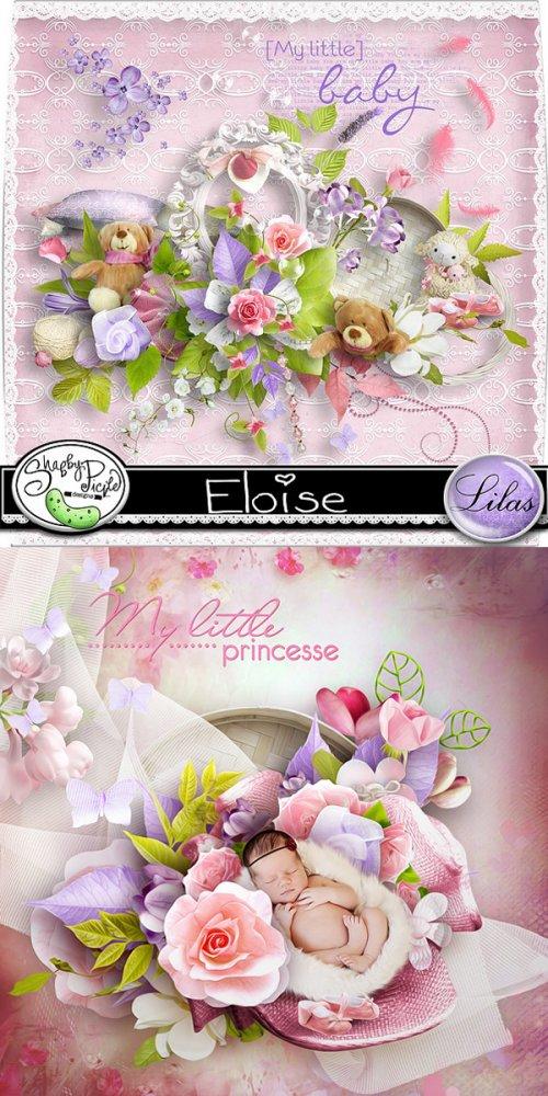 Скрап-набор Eloise