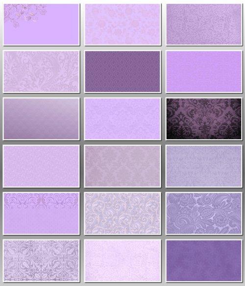 Фоны для визиток и творческих работ. 18 JPEG