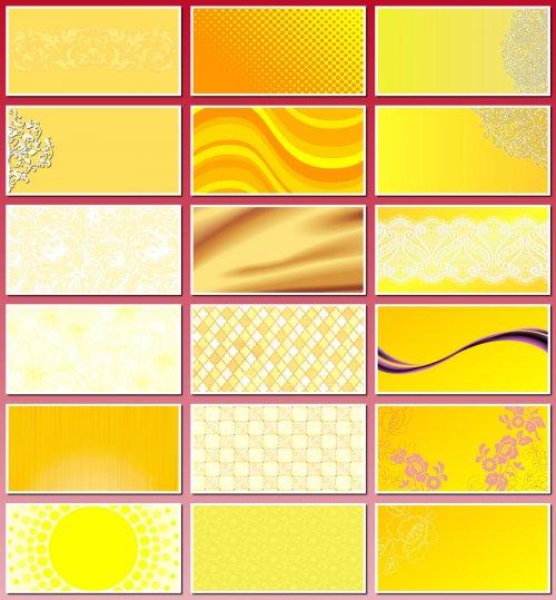 Фоны для визиток и творческих работ. 20 JPEG