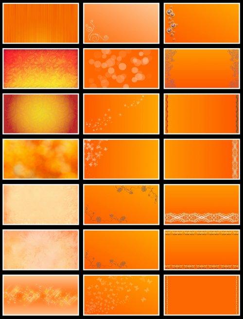 Фоны для визиток и творческих работ. 27 JPEG