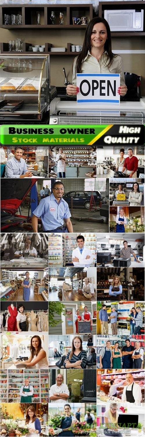 Business owner and sellers Stock Images - 25 HQ Jpg