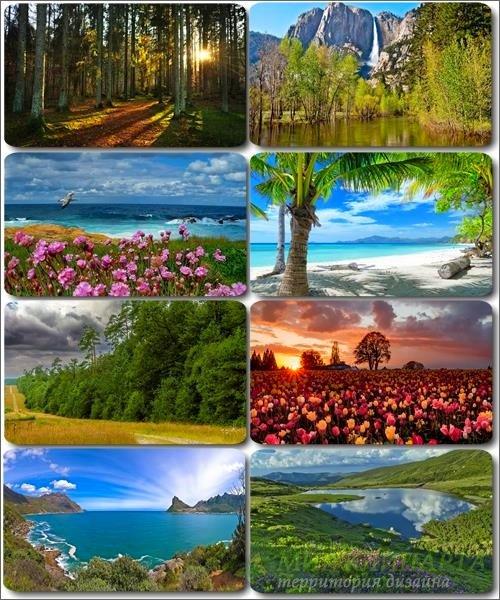 Удивительно красивая природа - HD обои 2560x1600 часть 14