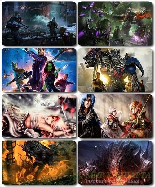 Фантастические обои - HQ картинки Art Photoshop часть 36