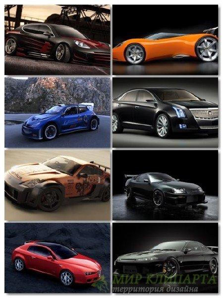Сборник фотоподборки автомобилей хорошего качества выпуск 17