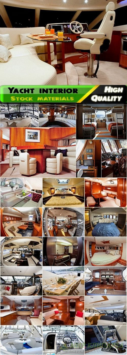 Yacht and sailboat interior Stock Images - 25 HQ Jpg