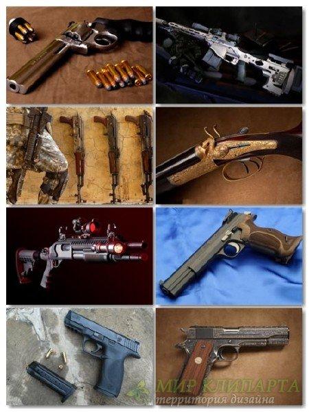Сборник обоев оружия в фото для рабочего стола выпуск 8