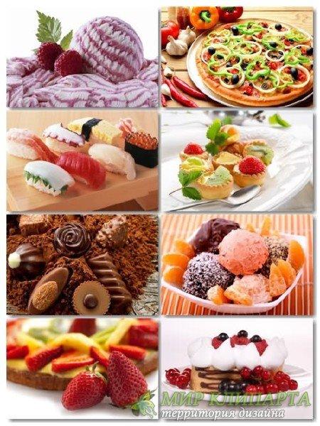Фото на тему еда, сборник обоев выпуск 11