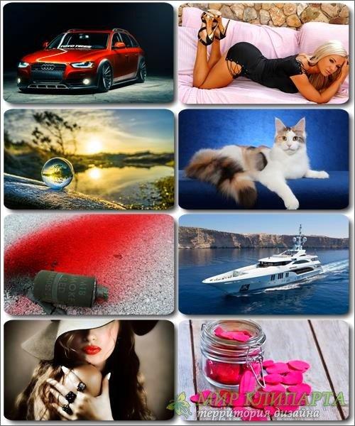 Mix Красочных картинок - Обои для рабочего стола (часть 39)