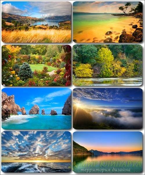 Обои Потрясающие пейзажи - Фото природы (альбом 26)
